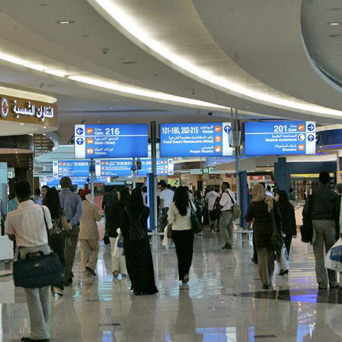 New Pictures for Dubai Airport Terminal 3