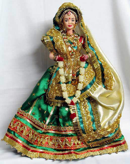 Indian Barbi Dolls
