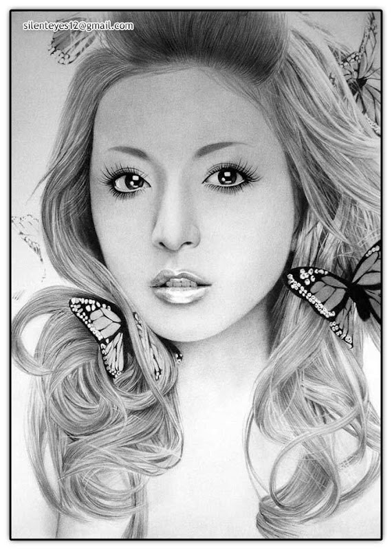 Beautiful Pencil Sketches