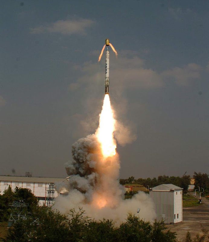 Fwd: India - Missile Test