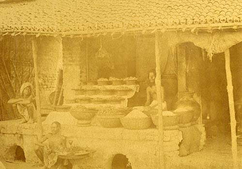 Rare photographs of India