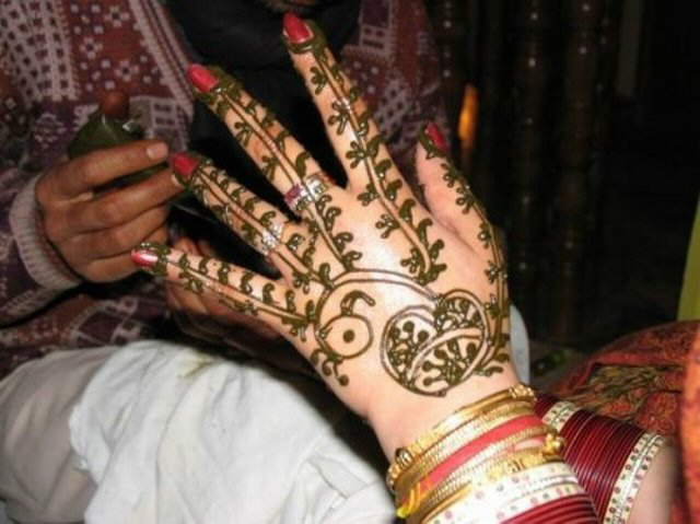 Henna Mehandi Design for Girls and Boys