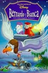bernardo e bianca- The Rescuers