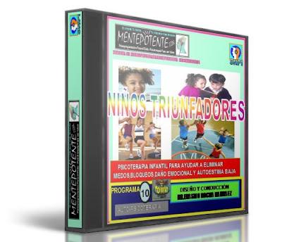 NIÑOS TRIUNFADORES, Dr. Erasmo Rocha [ Audiolibro ] – Terapia para niños con autoestima baja. Programación Neurolingüística (PNL)