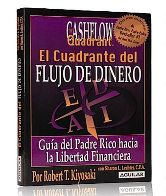 EL CUADRANTE DEL FLUJO DE DINERO ( Cashflow ), Robert Kiyosaki [ LIBRO ] – Guía del Padre Rico hacia la Libertad Financiera
