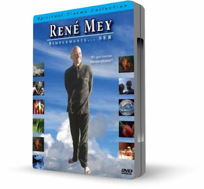 SIMPLEMENTE SER, René Mey [ Video DVD ] – Tener una mayor espiritualidad para estar bien con nosotros mismos y contribuir positivamente con los demás.