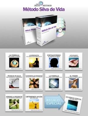 EL MÉTODO SILVA DE VIDA [ Curso en Audiolibro + Libro Guía ] – El Sistema Completo de Meditación y Control Mental de José Silva para la Vida.