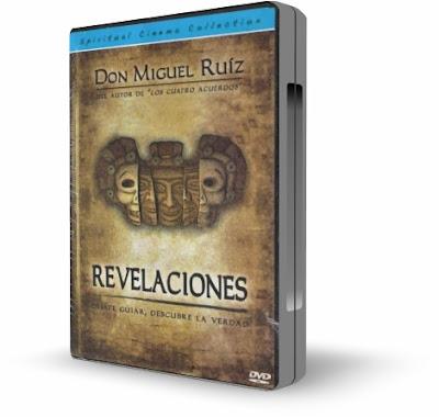 REVELACIONES, Don Miguel Ruiz [ Video DVD ] – Déjate guiar y descubre cómo es que usamos el pasado para vivir, aparentemente, el presente.