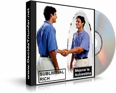 MEJORAR LA AUTOESTIMA, Subliminal Rich [ Audio CD ] – Audio subliminal para mejorar la autoestima y sentirse mejor con uno mismo.