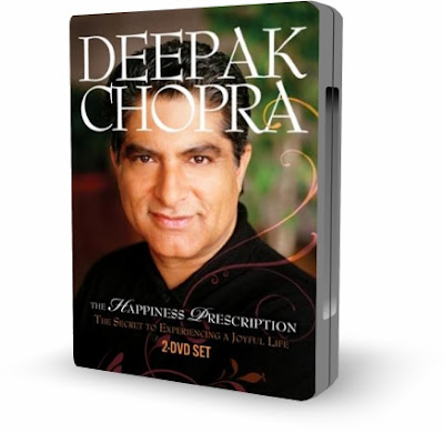 LA RECETA PARA LA FELICIDAD (The Happiness Prescription), Deepak Chopra