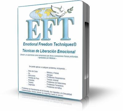 EFT, Técnicas de Liberación Emocional (Emotional Freedom Techniques) [ Video Curso DVD ] – Donde el alivio emocional trae la sanación física