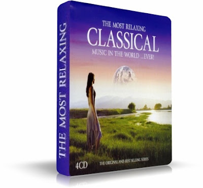 LA MEJOR MÚSICA CLÁSICA PARA RELAJACIÓN DEL MUNDO (The Most Relaxing Classical Album in the World) [ Audio CD ]