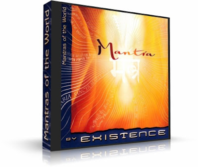 MANTRAS DEL MUNDO (Mantras of the World), Existence [ Audio CD ] – Composiciones de música espiritual sobre la base de los mantras más antiguos de todo el mundo