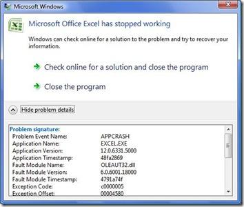 error-picture-excell-appcrash