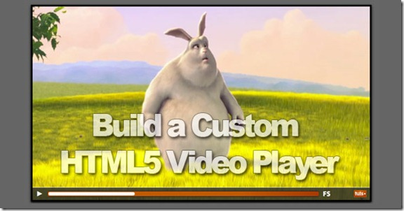 How to Code a Custom HTML5 Video Player