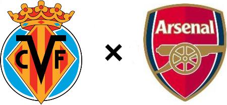 Villareal x Arsenal