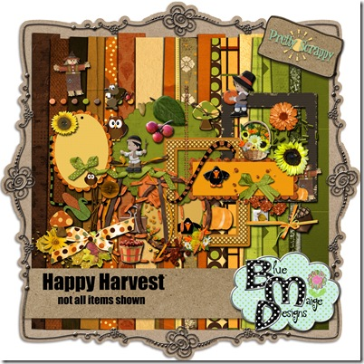 PS Happy Harvest