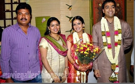 3Soundarya Rajinikanth Engagement stills