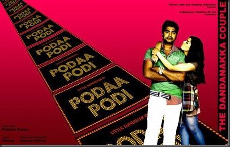 8Simbhu's Poda Podi movie stills