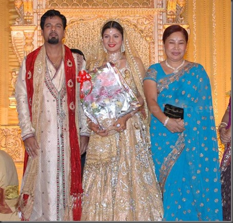 1Rambha grand reception pictures