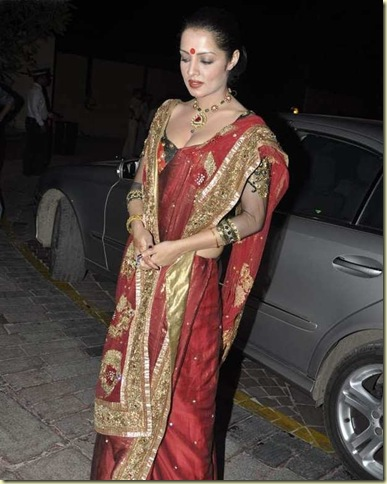 Stars at Fardeen Khan's sister Laila Khan wedding reception (9)