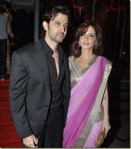 Stars_at_Fardeen_Khan_s_sister_Laila_Khan_wedding_reception_13_