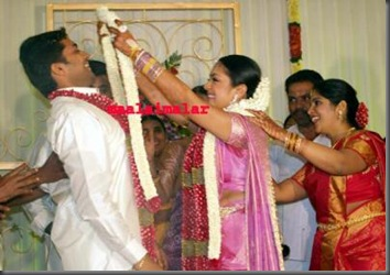surya jyothika marriage collections