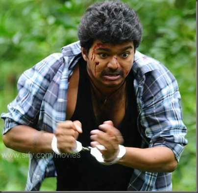 2 Vijay's latest vettaikaran stills