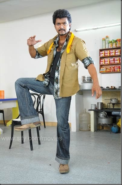 3 Vijay's latest vettaikaran stills