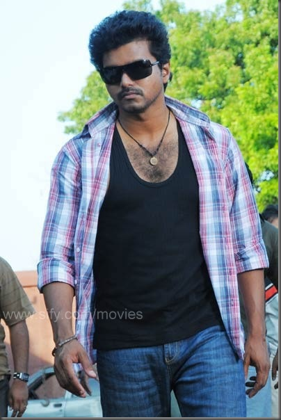 4Vijay's latest vettaikaran stills