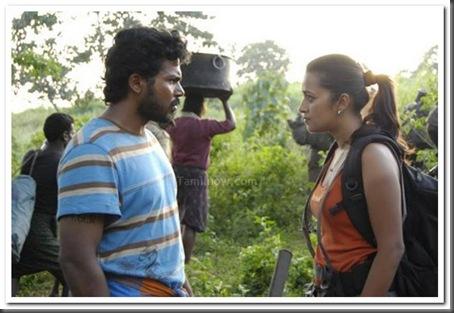 5 Karthi,Andrea,Reema Sen Aayirathil Oruvan movie stills
