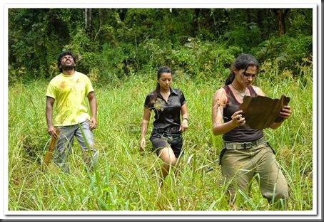 02 Karthi,Andrea,Reema Sen Aayirathil Oruvan movie stills