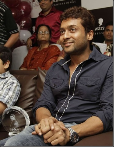 SURIYA INAUGURATES ALLURE - IMAGES7