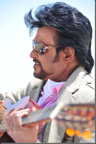 Endhiran Movie Stills
