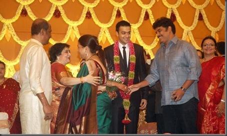 actress pictures: soundarya rajinikanth's wedding