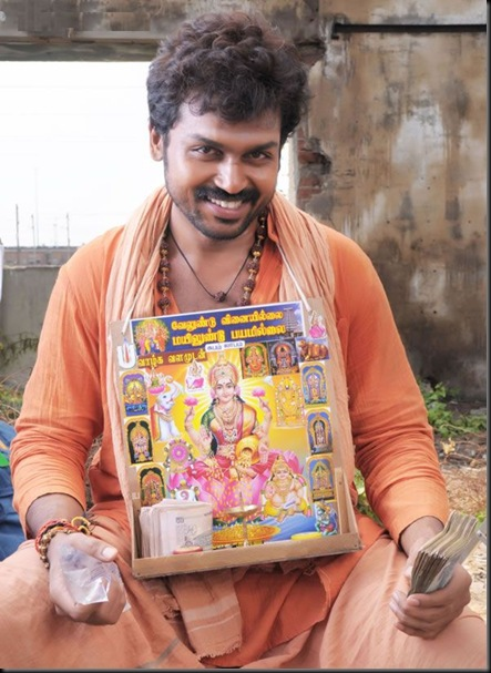 Karthi's Siruthai movie stills1