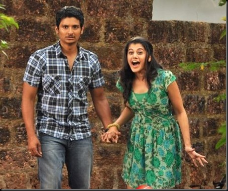 Jeeva,Tapsee starring Vandhan Vendran movie stills-08