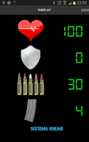 Screenshot of X-Tag Personal Monitor