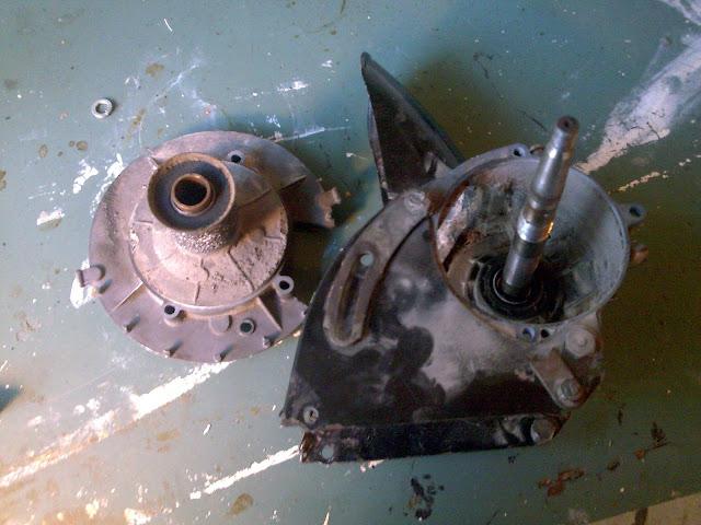 Renovering av motor Bild000