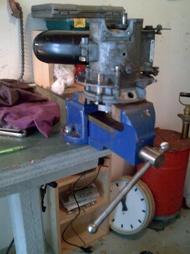 Renovering av motor Bild009