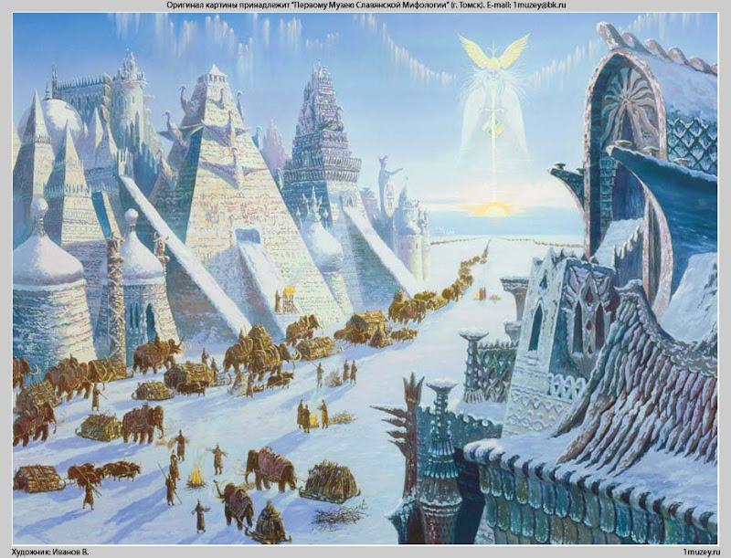 ПАСХЕТЪ - Путь, по которому шли наши Боги