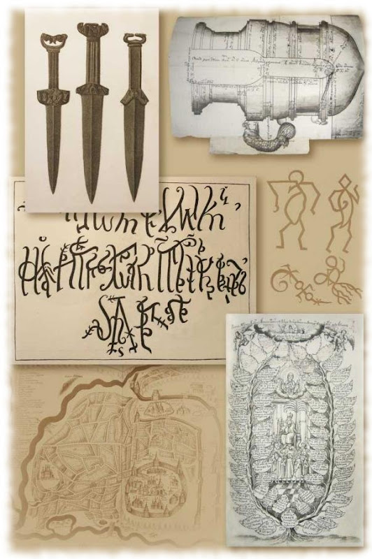 Заметки о древней сибири