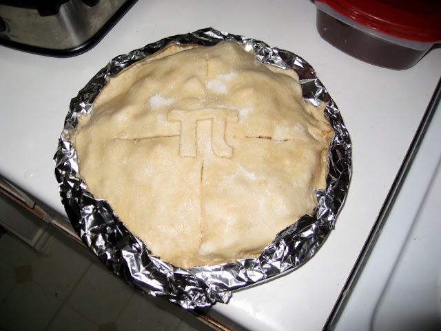 The pi pie