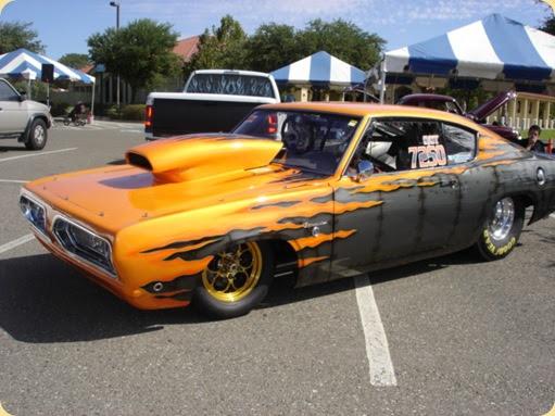 Travis Afb Car Show