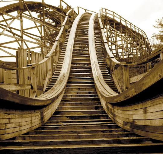Geauga Lake Big Dipper Still For Sale