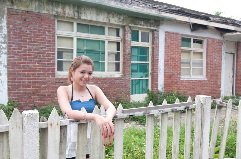 亞洲大學、光復新村-小克(圖多嘿)
