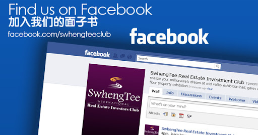Find us on facebook now~!