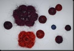Bolinhas de lã