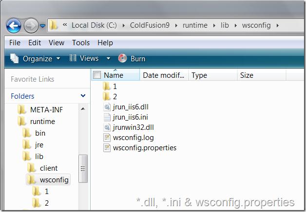 wsconfig-folder