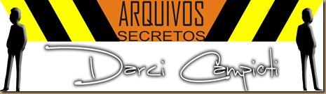 Logo arquivos secretos